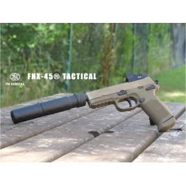 Pack FNX-45 Canon long Gaz Blowback 200503