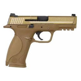 Pistolet Gaz SW MP9L Semi/full auto Tan