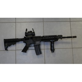 Pack M4 SW M&P15 Full Métal