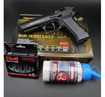 Pack Airsoft Baby Desert Eagle