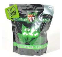 Billes Bio 20g sac 1 KG King Arms -