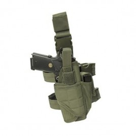 Holster Condor cuisse Tornado olive