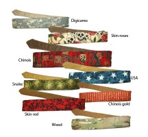 Headband wrap Full clip USA