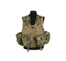Gilet assault Modulable camo mult
