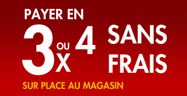 paiement 3x sans frais boutique airsoft tactical game paris
