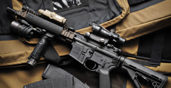 fusil d'assault Airsoft