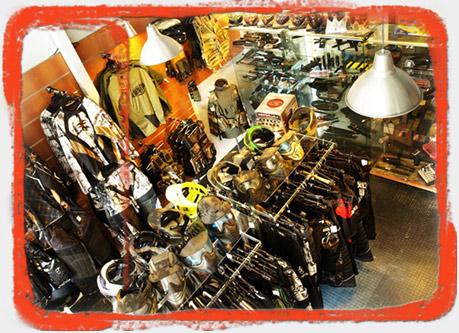 Magasin et boutique d'accessoires de Paintball et Airsoft en Val d'Oise